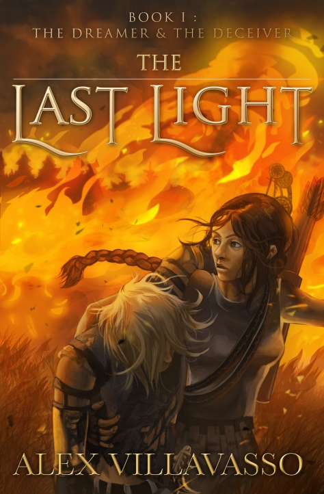 The Last Light Book 1: The Dreamer and the Deceiver